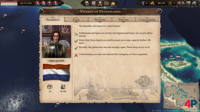 Screenshot - Port Royale 4 (PC) 92611813