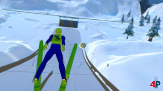 Screenshot - Ski Sniper (Switch)