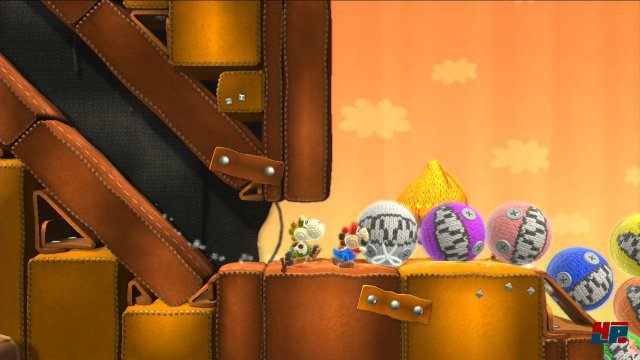 Screenshot - Yoshi's Woolly World (Wii_U) 92507633
