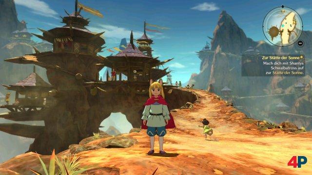 Screenshot - Ni No Kuni 2: Schicksal eines Königreichs (Switch) 92649396