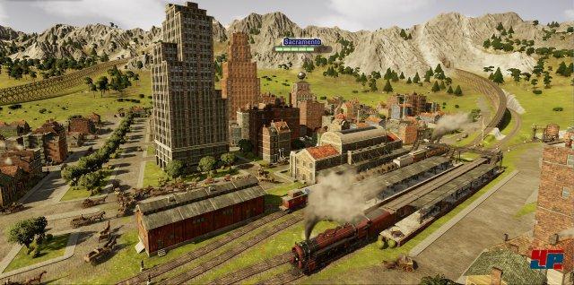 Screenshot - Railway Empire (Linux) 92555402