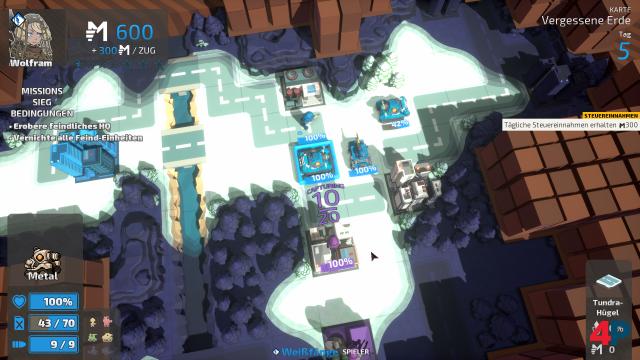 Screenshot - Tiny Metal: Full Metal Rumble (PC) 92592415