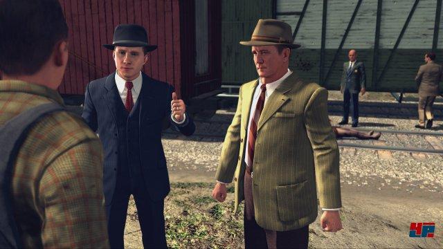 Screenshot - L.A. Noire (PS4) 92555705