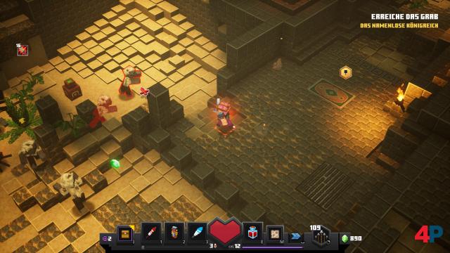 Screenshot - Minecraft Dungeons (PC) 92614177