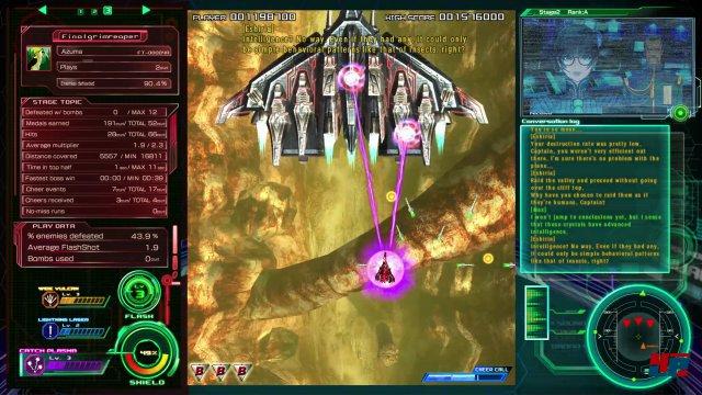 Screenshot - Raiden 5 (XboxOne) 92526000
