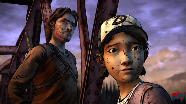 Screenshot - The Walking Dead 2 - Episode 2: A House Divided (360)