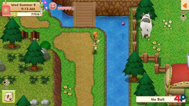 Screenshot - Harvest Moon: Light of Hope (PS4) 92595801