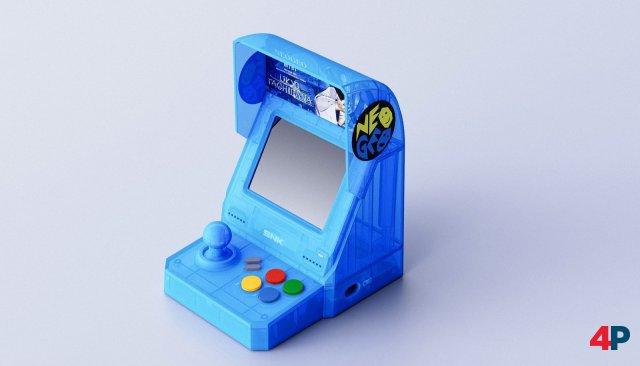 Screenshot - Neo Geo Mini - Samurai Shodown Edition (Spielkultur)