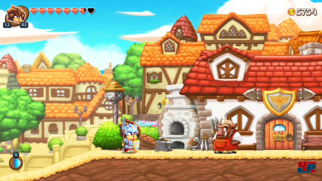 Screenshot - Monster Boy and the Cursed Kingdom (PC) 92530999