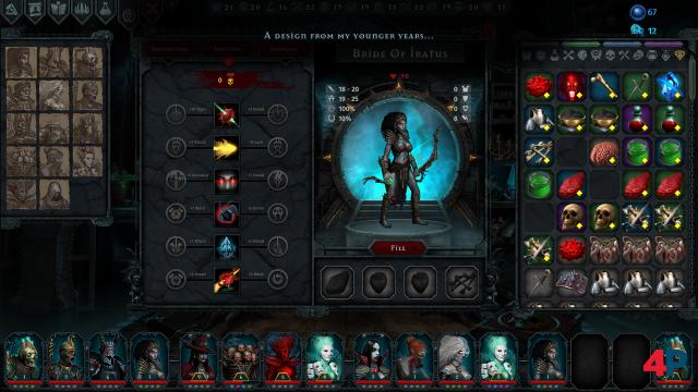 Screenshot - Iratus: Lord of the Dead (PC)