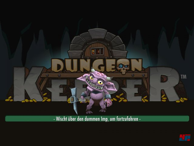Screenshot - Dungeon Keeper (iPad) 92476591