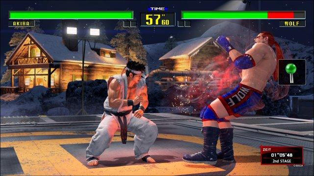 Screenshot - Virtua Fighter 5 Ultimate Showdown (PS4) 92643182