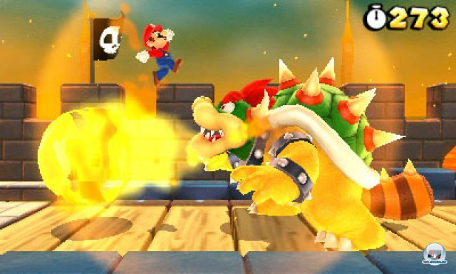 Screenshot - Super Mario 3D Land (3DS) 2280192