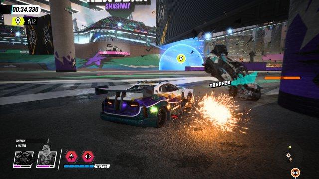 Destruction AllStars sieht stark aus, wäre mit Abstrichen bei der Bildrate wohl aber auch auf PS4 möglich gewesen. Allerdings entschied sich das Team gegen einen Release auf zwei Plattformen.