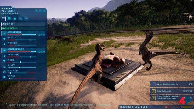 Screenshot - Jurassic World Evolution: Return to Jurassic Park (PC) 92603301