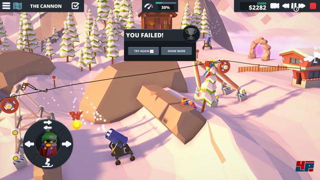 Screenshot - When Ski Lifts Go Wrong (PC) 92577185