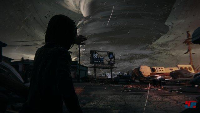 Von Beginn an hatte Max den Tornade vorhergesehen - in der finaleen Episode bewahrheitet sich ihre Vision.