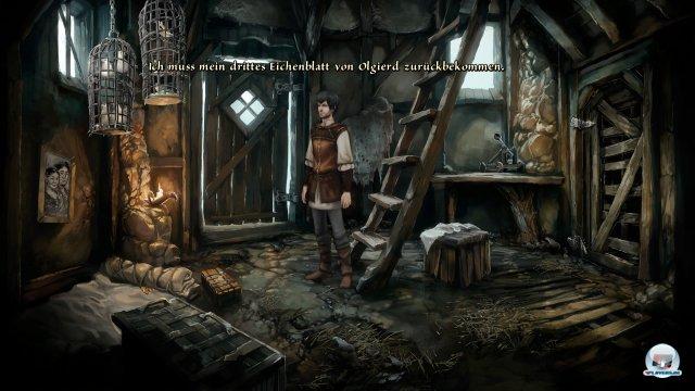 Screenshot - Das Schwarze Auge: Satinavs Ketten (PC) 2319222