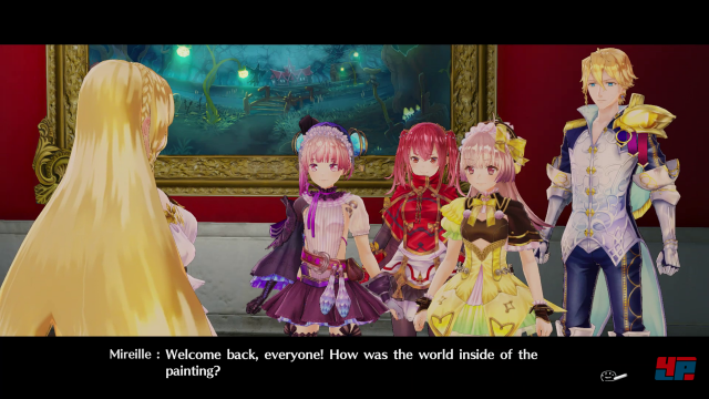 Screenshot - Atelier Lydie & Suelle: The Alchemists and the Mysterious Paintings (PS4)