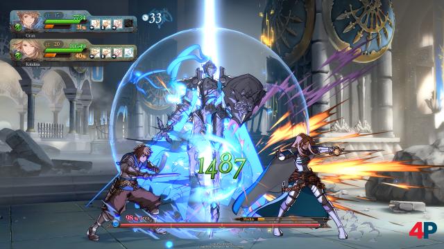 Screenshot - Granblue Fantasy: Versus (PS4) 92610211