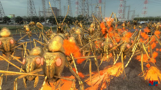 Screenshot - Earth Defense Force 5 (PS4) 92573046
