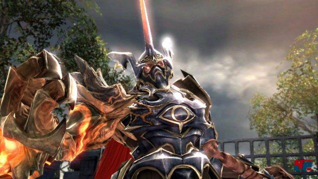 Screenshot - Soul Calibur: Lost Swords (PlayStation3) 92481704
