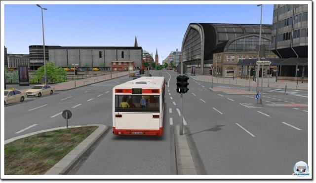 Screenshot - OMSI Hamburg -Tag & Nacht (PC) 92465007