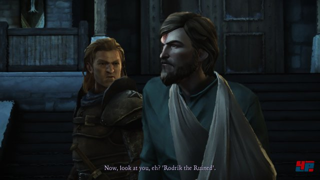 Screenshot - Game of Thrones - Episode 3: The Sword in the Darkness (iPad) 92502859