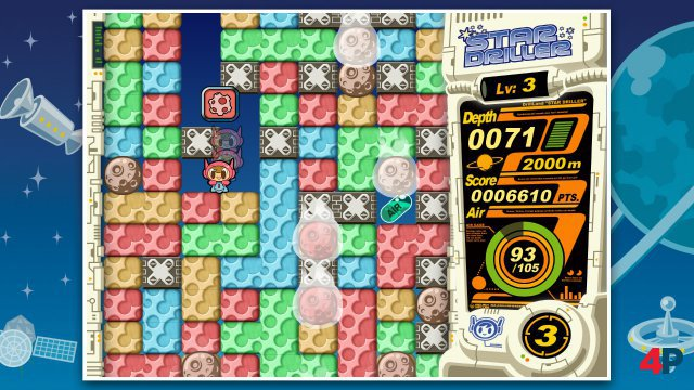Screenshot - Mr. Driller: DrillLand (PC) 92609351