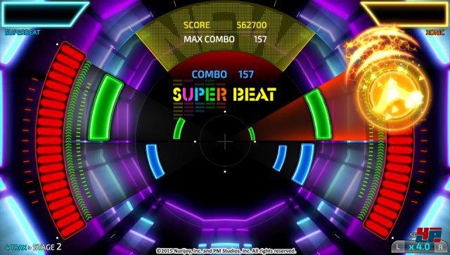 Screenshot - SUPERBEAT XONiC (PS_Vita) 92509914