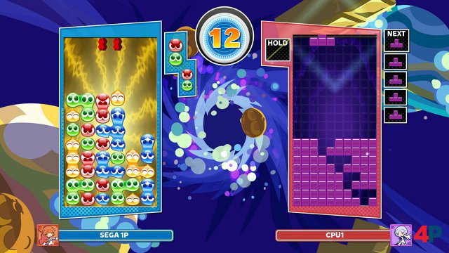 Screenshot - Puyo Puyo Tetris 2 (PC, PS4, PlayStation5, Switch, One, XboxSeriesX)