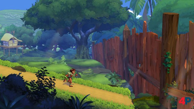 Screenshot - Indivisible (PC)