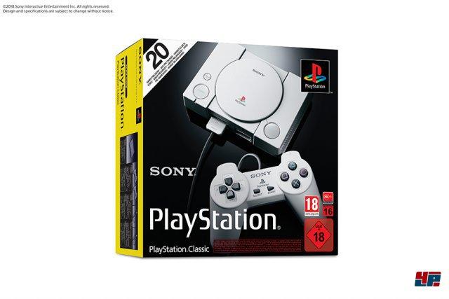 Screenshot - PlayStation Classic (PS)