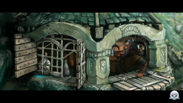 Screenshot - Das Schwarze Auge: Satinavs Ketten (PC) 2306632