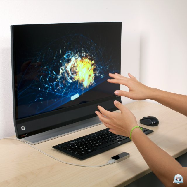 Screenshot - Leap Motion (PC)