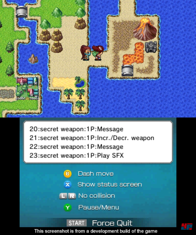 Screenshot - RPG Maker Fes (3DS) 92543978