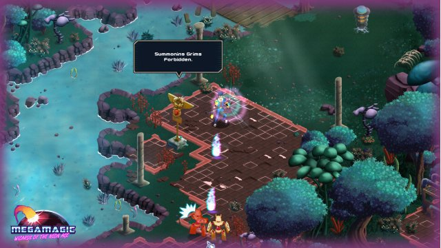 Screenshot - Megamagic: Wizards of the Neon Age (Linux) 92524502