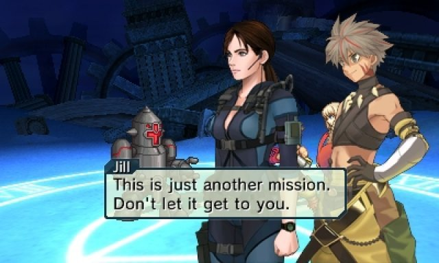 Screenshot - Project X Zone (3DS) 92463460