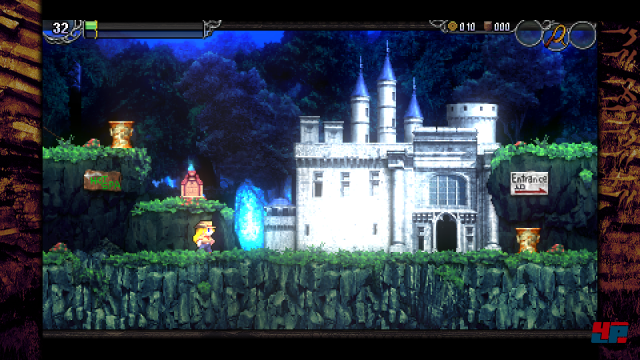 Screenshot - La-Mulana 2 (Mac)