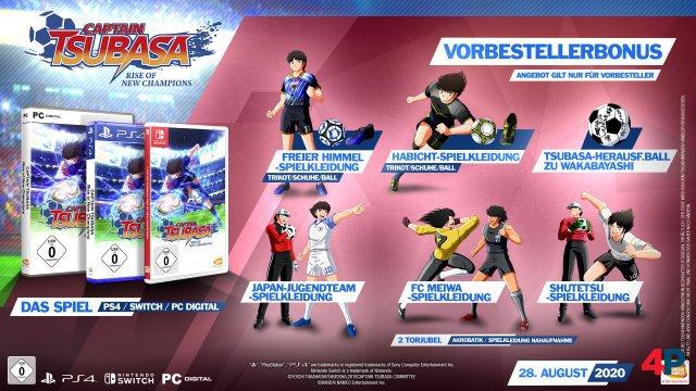Screenshot - Captain Tsubasa: Rise of New Champions (PC) 92614051
