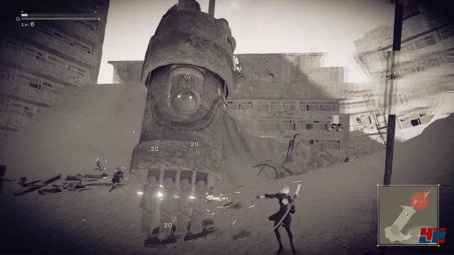 Screenshot - NieR: Automata (One)