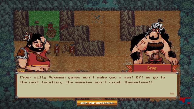 Screenshot - Crush Your Enemies (Linux) 92519196