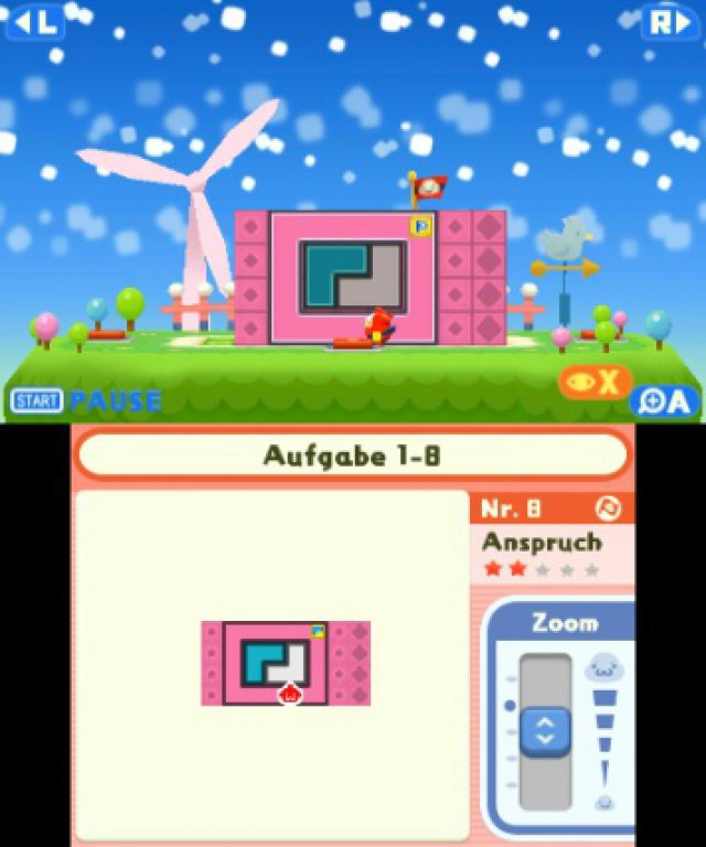 Screenshot - Fullblox (3DS)