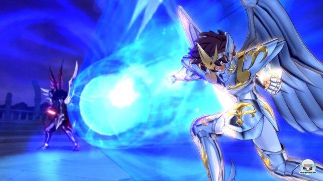 Screenshot - Saint Seiya: Brave Soldiers (PlayStation3) 92470559