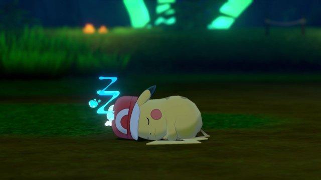 Screenshot - Pokémon Schwert & Schild - Die Schneelande der Krone (Switch)