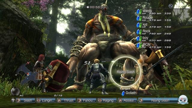 Screenshot - White Knight Chronicles II (PlayStation3) 2226894