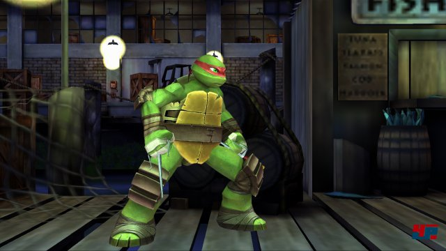 Screenshot - Teenage Mutant Ninja Turtles: Die Gefahr des Ooze-Schleims (360)