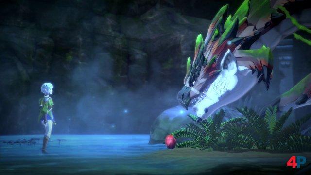 Screenshot - Monster Hunter Stories 2: Wings of Ruin (Switch)
