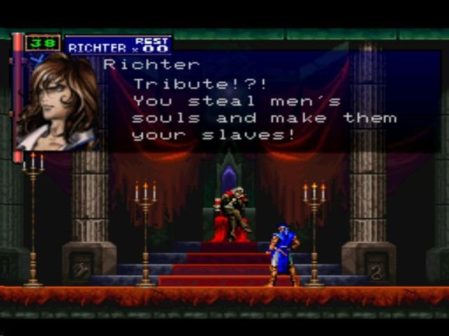 Screenshot - Castlevania: Symphony of the Night (PS) 92590743