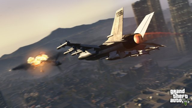 Screenshot - Grand Theft Auto V (360) 92437912